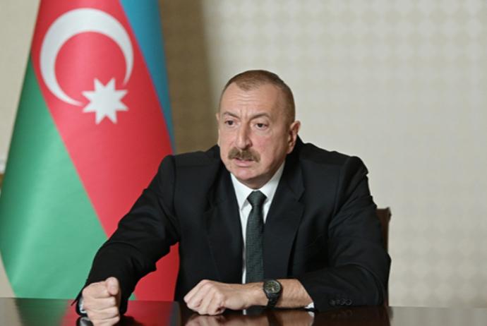 """<p><strong>Azərbaycan Prezidentinin bir çıxışla dünyaya tanıtdığı erməni faşizmi:<span style=""""color:#ff0000"""">Tabular dağılır</span></strong></p>"""
