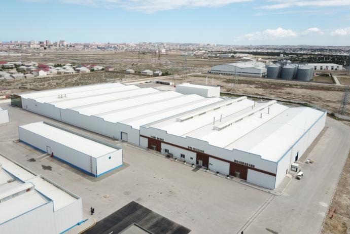 Yeni fabrikdə gün ərzində 140 min tibbi maska - İSTEHSAL OLUNACAQ
