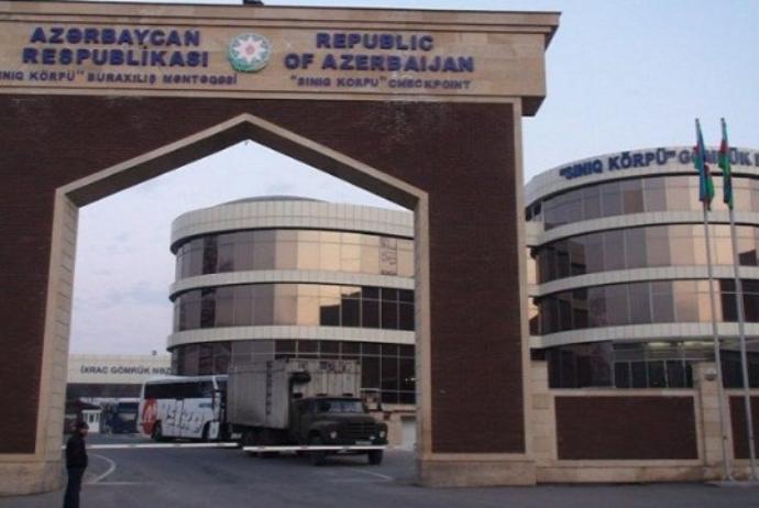 Azərbaycan-Gürcüstan sərhədi aprelin 20-ədək bağlı saxlanılacaq