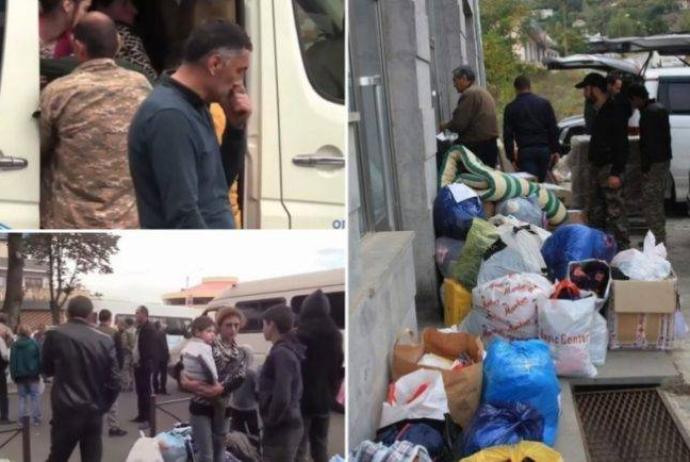 Ermənilərin 70 faizi Xankəndidən qaçıb - FED.az