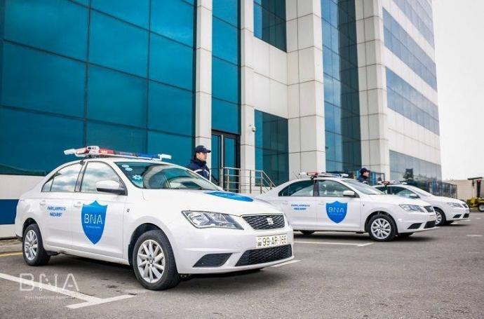 BNA qanunsuz parklanmaya qarşı avtomobillərdən də - İSTİFADƏ EDƏCƏK
