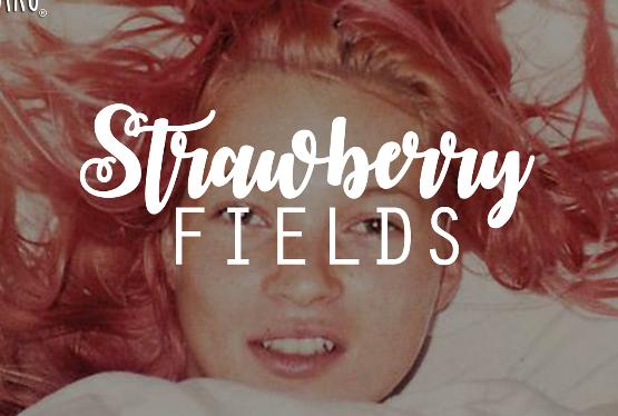 Strawberry Fields Forever. #НаЗаметку