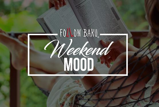 Weekend mood at #FollowBaku