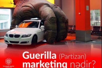 Partizan (Guerilla) marketinq nədir?